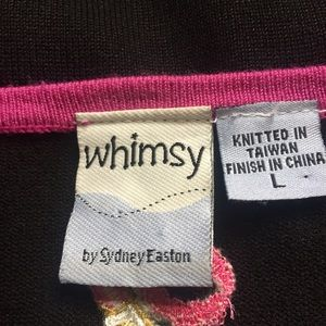 Whimsy Tops - Whimsy lipstick top size large.